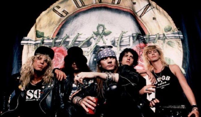 Guns`N`Roses na Tajwanie [video]