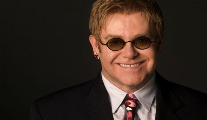 Roztańczony Elton John