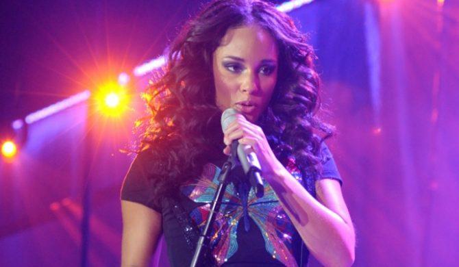 "Alicia Keys i ""Empire State Of Mind"" Live (Video)"