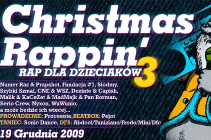 Rap dla dzieciaków, czyli Christmas Rappin` 3