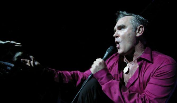 """Morrissey przeprasza za """"Swords"""""""