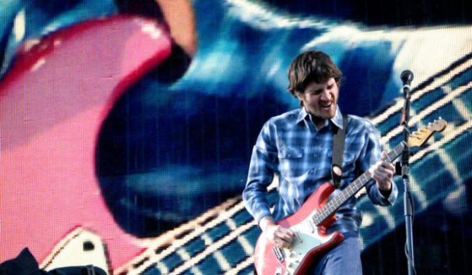 """Frusciante """"Zrobiłem to, co musiałem zrobić"""""""