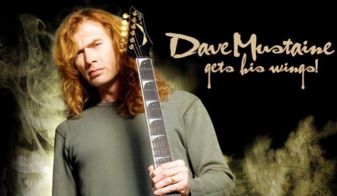 Wokalista Megadeth odpuszcza?
