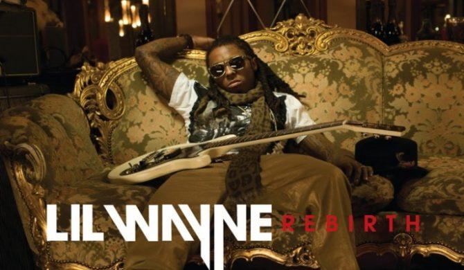 "Reklama Lil Wayne ""Rebirth"" [video]"