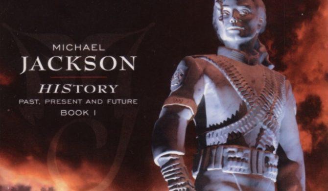 Michaela Jacksona na kartach FBI