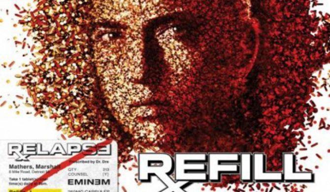 Reklamy nowego Eminema [video]