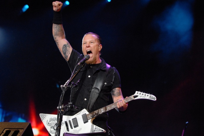 Metallica w Rock And Roll Hall Of Fame (Video)