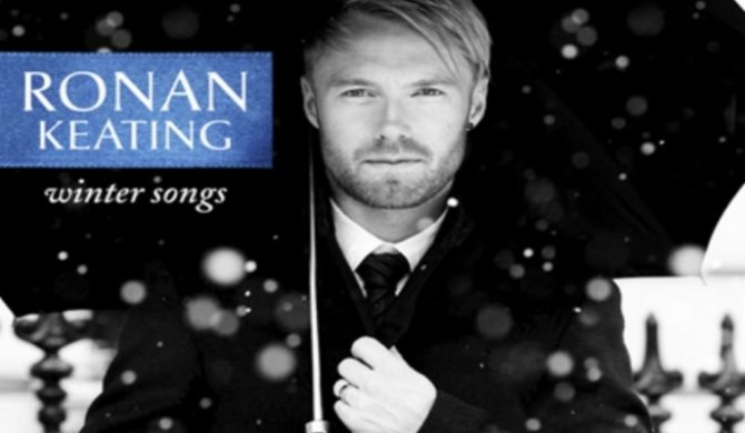 """Na żywo: Ronan Keating – """"Have Yourself A Merry Little Christmas"""" [video]"""