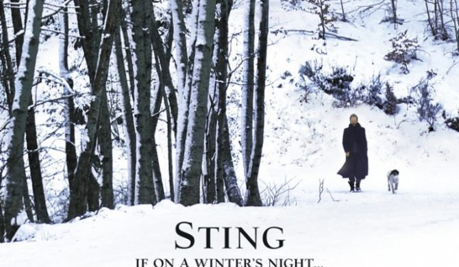 "Klip na dzień: Sting – ""If On A Winter's Night…"""