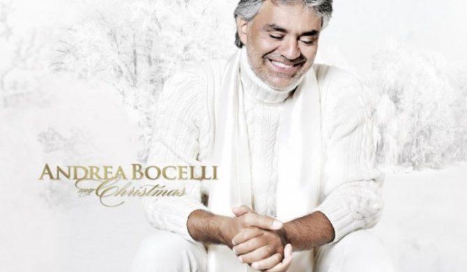 "Na żywo: Andrea Bocelli – ""White Christmas"" [video]"