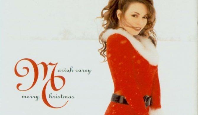 Mariah Carey królową świątecznej piosenki