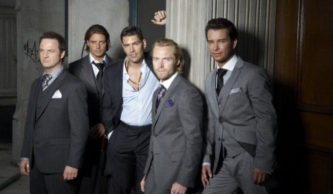 Boyzone jak miks z Coldplay i U2
