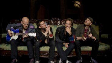 Gra z Coldplay na iPhonie