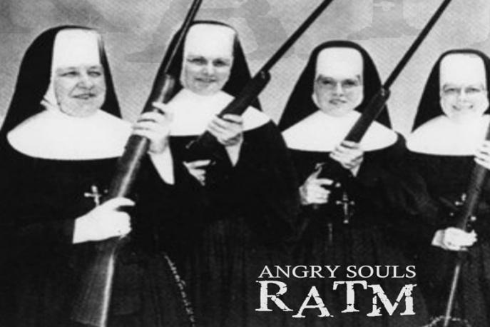 """Notowanie BBC: """"Rage Against The Machine spadło po Świętach"""""""