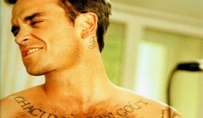 Robbie Williams myśli o samobójstwie
