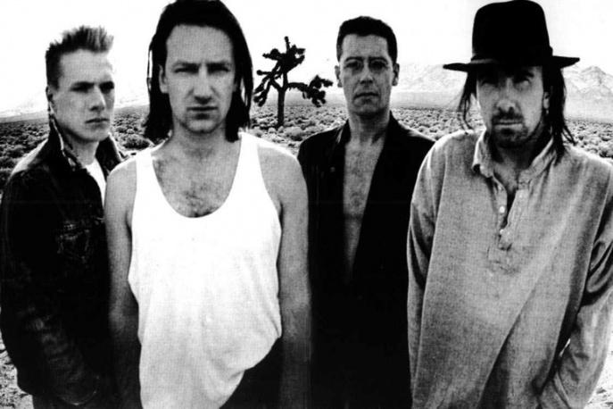 U2 sprzedali się najlepiej