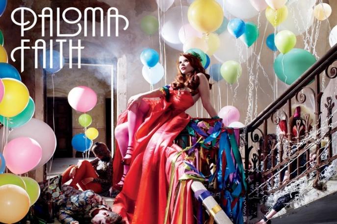 Paloma Faith zagrała w ostatnim filmie z Heathem Ledgerem