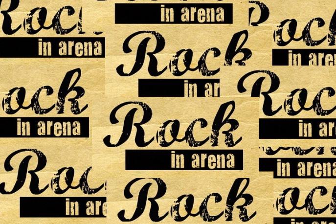 Rock in Arena w Poznaniu