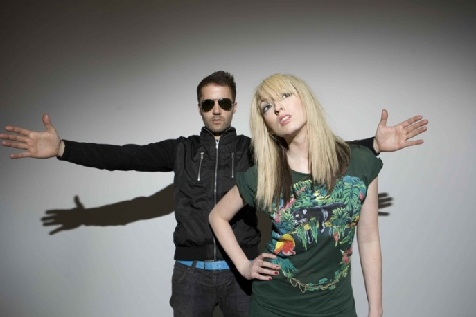 The Ting Tings po niemiecku