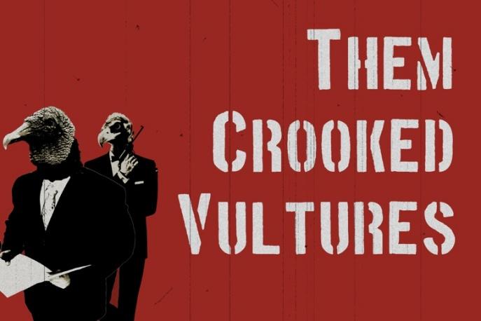 Them Crooked Vultures odprawiło z kwitkiem McCartney`a