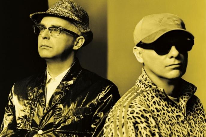 Pet Shop Boys koncertowo