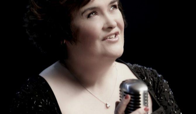 Susan Boyle chce zaśpiewać dla Papieża