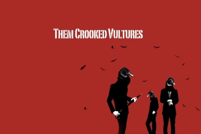 Them Crooked Vultures pracują nad nowym krążkiem