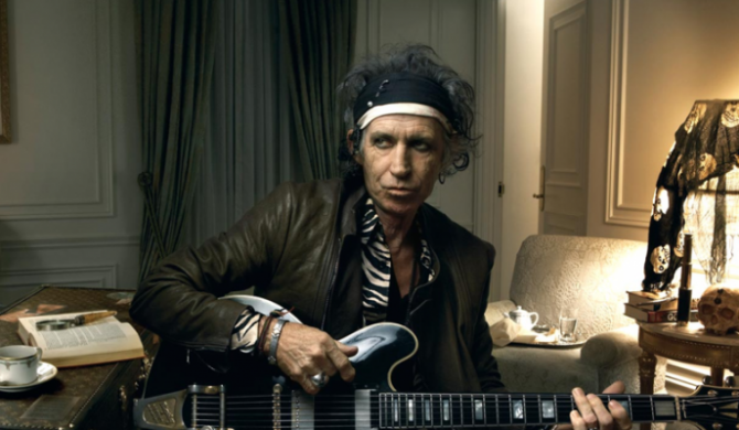 Keith Richards nie rzuci palenia