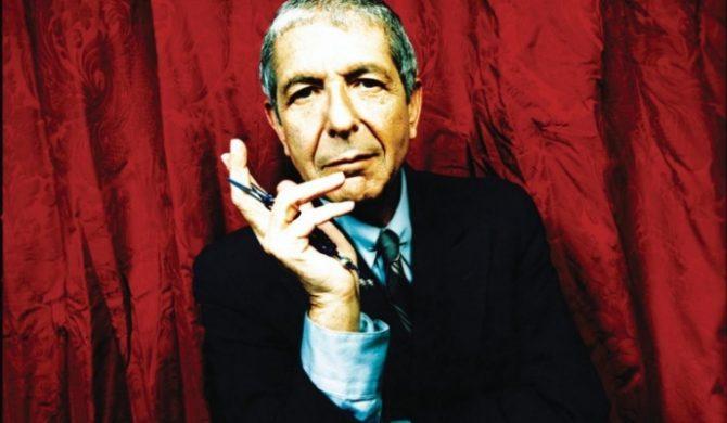 Leonard Cohen odwołuje trasę koncertową