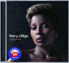 """MARY J BLIGE – """"Stronger withEach Tear"""""""