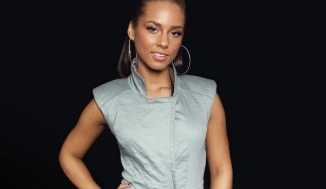 Notowanie BBC UK: Alicia Keys number one