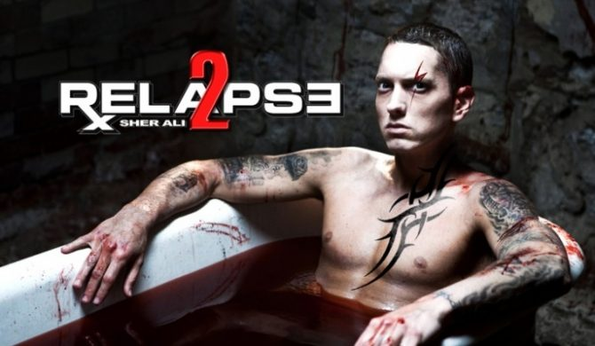 Nowy Eminem później