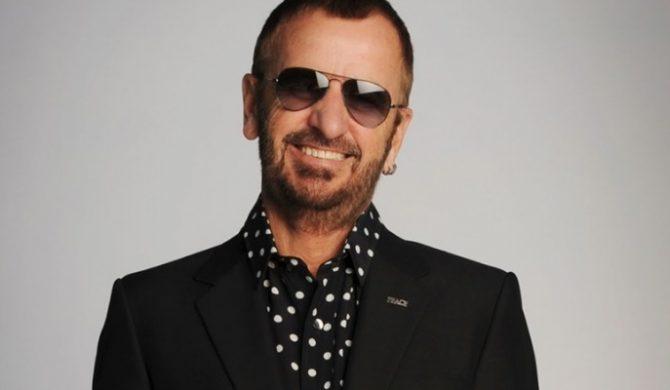 Ringo Starr z gwiazdą