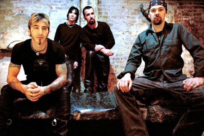 Godsmack na półmetku