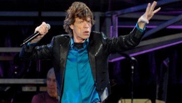 Mick Jagger Ratuje Kino