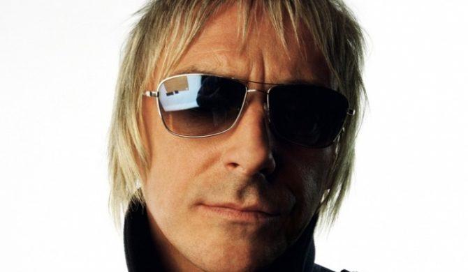 "Paul Weller jako ""Boski Geniusz"""