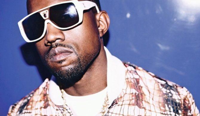 Kanye West w kreskówce