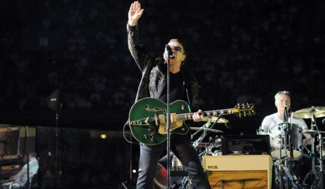 Nowy album U2 w czerwcu
