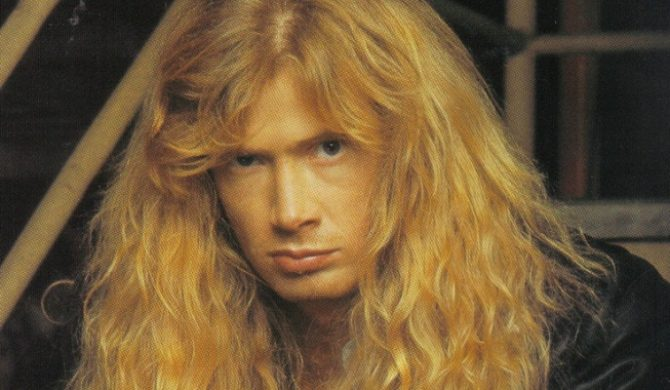 Muzyk Megadeth ocalony przez wiarę