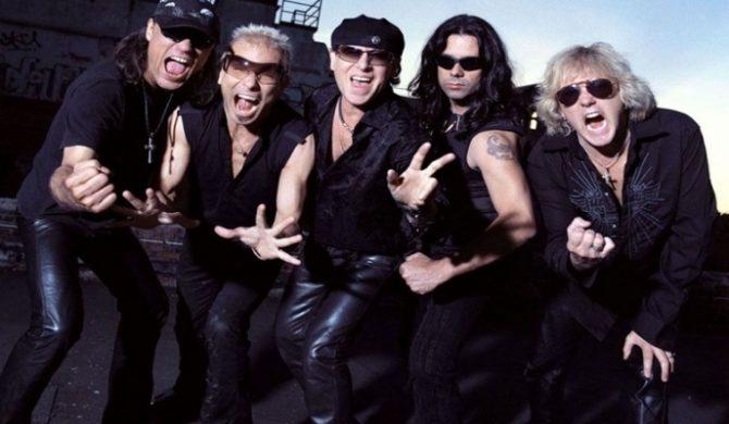 Scorpions zwiastują