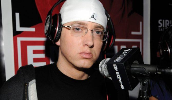 D.M.C. Chce Supportować Eminema