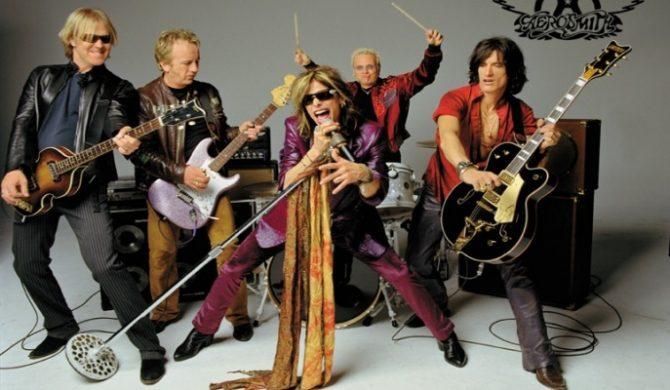 Aerosmith zagra z Tylerem