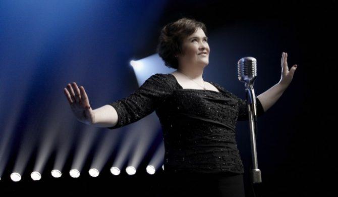 Susan Boyle już nie boi się sławy
