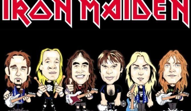 Iron Maiden już gotowe