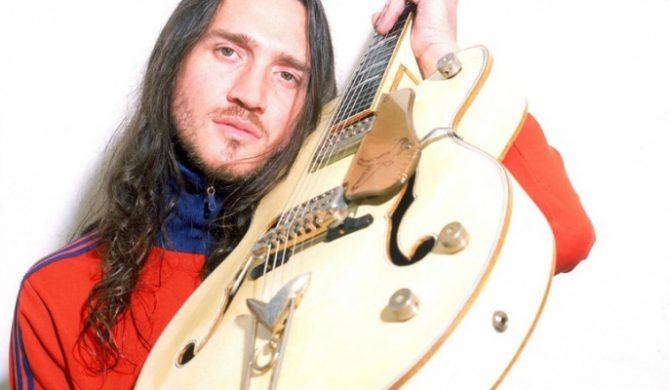 Frusciante prawie solo