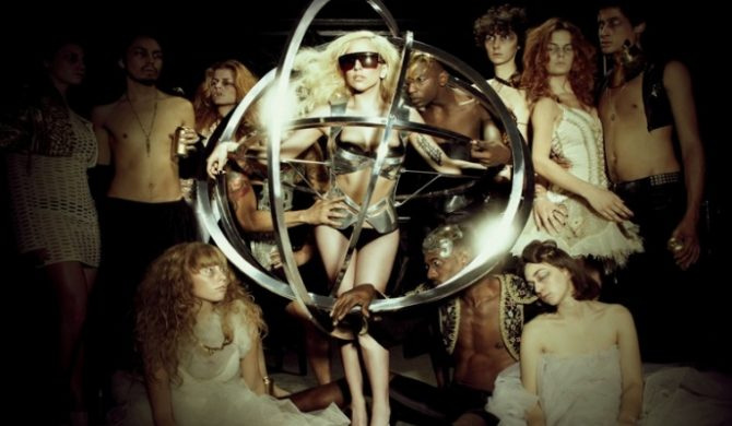 Lady Gaga z nowym materiałem [video]