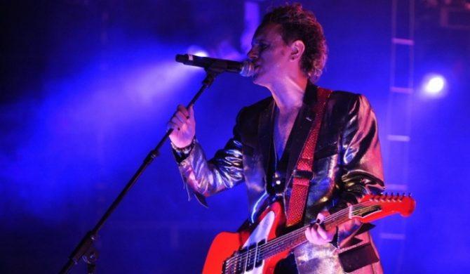 Alan Wilder gościem Depeche Mode [video]