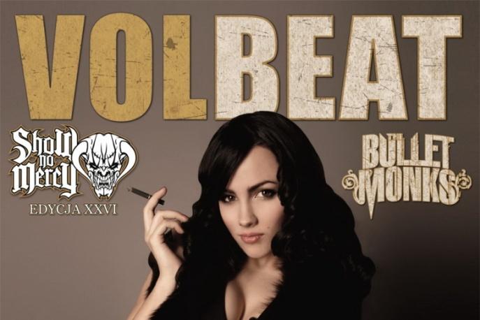 Volbeat ponownie w Polsce