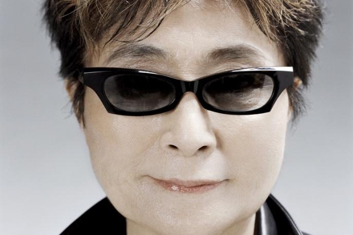 Yoko Ono z gośćmi [video]
