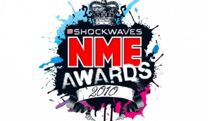 Wykonawcy na NME Awards